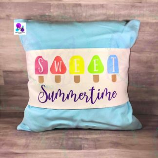 SWEET SUMMER TIME PILLOW BAND & PILLOW COMBO BY CR8TIVE RELEASE GIFTS