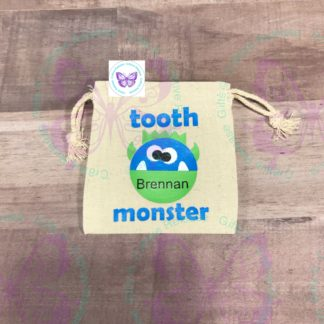 Tooth Monster Tooth Fairy Bag by Cr8tive Release Gifts