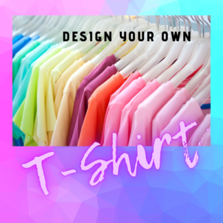 Design Your Own T-Shirt by Cr8tive Release Gifts