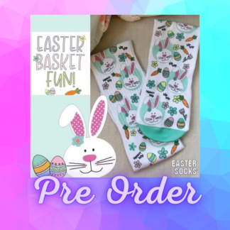 Easter Bunny Socks by Cr8tive Release Gifts