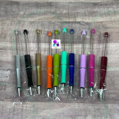 CUSTOM DESIGN YOUR OWN BEADED PEN BY CR8TIVE RELEASE GIFTS