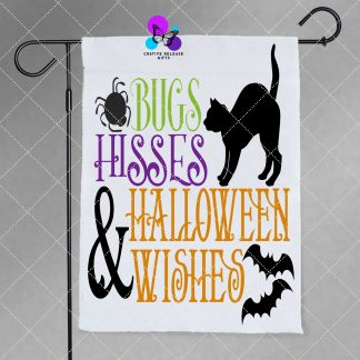 Bugs Hisses & Halloween Wishes by Cr8tive Release Gifts